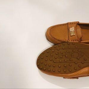 Coach Shoes - 50% Off Sale 🎉 Coach Tan Flats Loafers